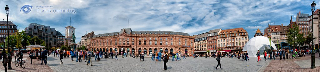 Strasbourg Center