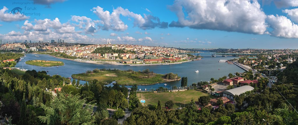 Halic/Goldener Horn